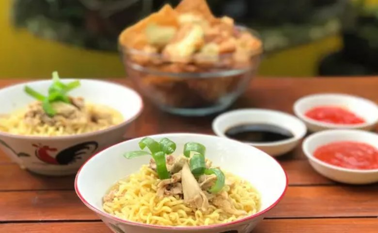 Resep Mie Ayam Kuah Wijen
