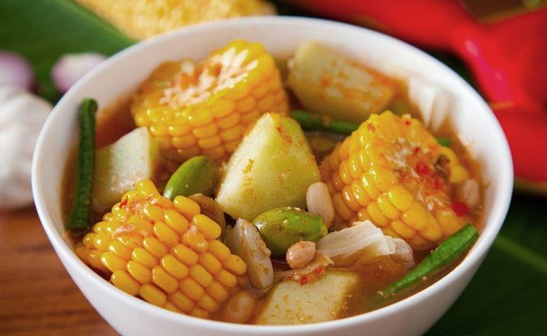 Resep Sayur Asem Sunda