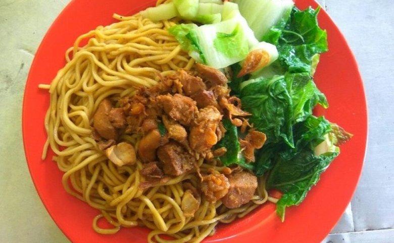Resep Mie Ayam Goreng Pedas