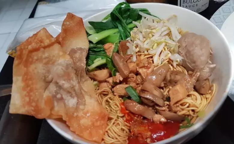 Resep Mie Ayam Bakso Pangsit