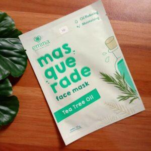Emina Masquerade Face Mask Tea Tree Oil