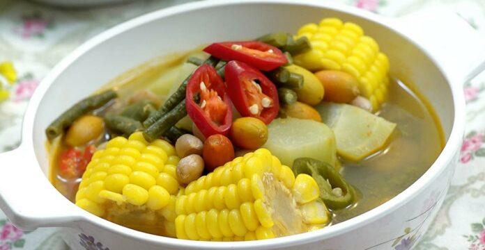 Resep cara memasak sayur asam