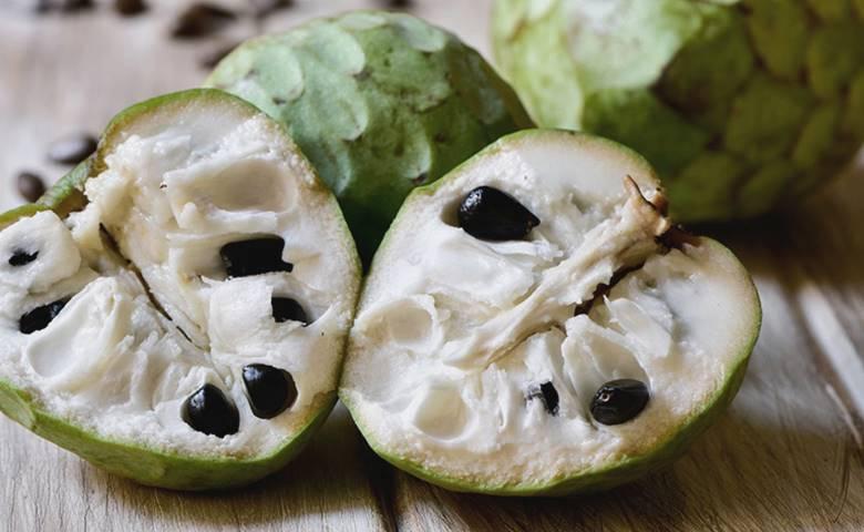 manfaat srikaya, khasiat buah srikaya