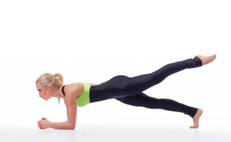manfaat plank, manfaat gerakan plank