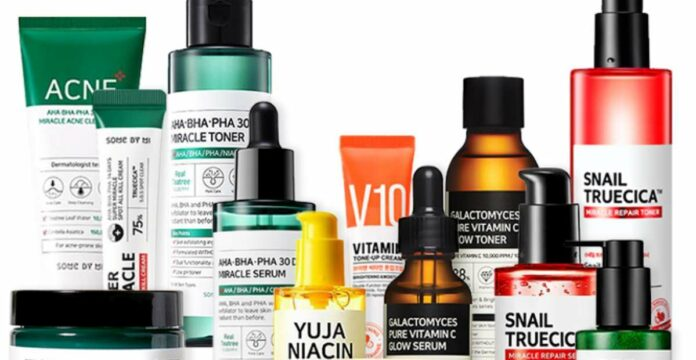 Skincare Some By Mi