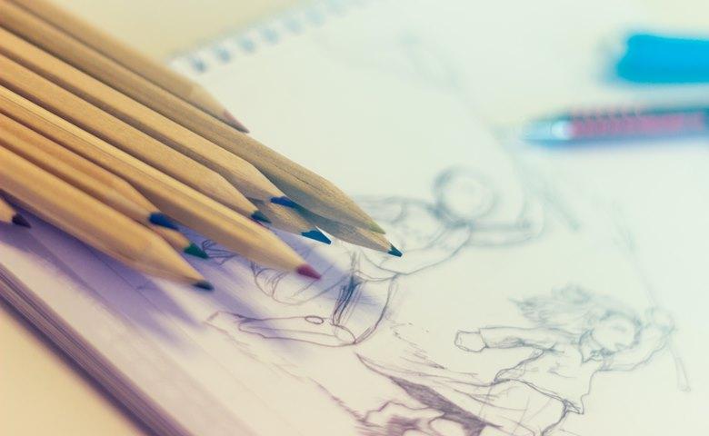 Alat dan Bahan Menggambar Ilustrasi