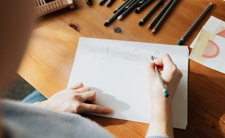 Cara Langkah Menggambar Ilustrasi