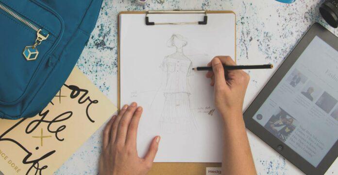 Menggambar Ilustrasi
