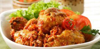Resep Ayam Rica Rica Pedas dan Nikmat