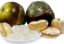 manfaat kolang kaling, khasiat kolang kaling