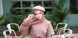 6 Tutorial Hijab Pashmina Terbaru 2021