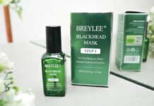 Review Breylee Blackhead Mask Angkat Komedo Sampai Tuntas