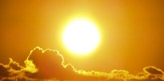 lapisan matahari