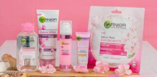 Review Garnier Sakura White Atasi Masalah Kulit