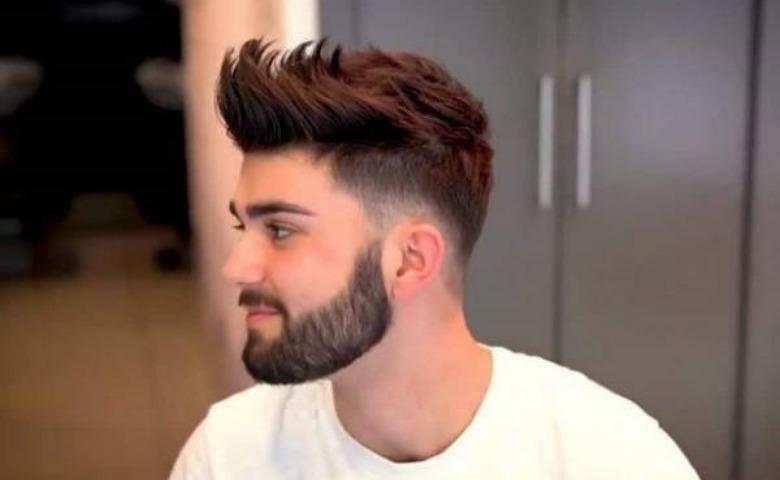 13 Gaya Rambut Undercut Potongan Pria Tampan Dan Elegan