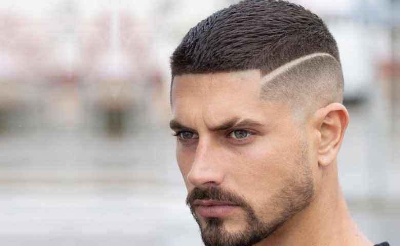 10 Model Rambut Buzz Cut Pria: Simpel dan Tampan