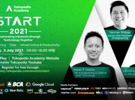 Persiapkan Dirimu untuk Mengikuti Konferensi Teknologi Terbesar Tokopedia, START 2021!