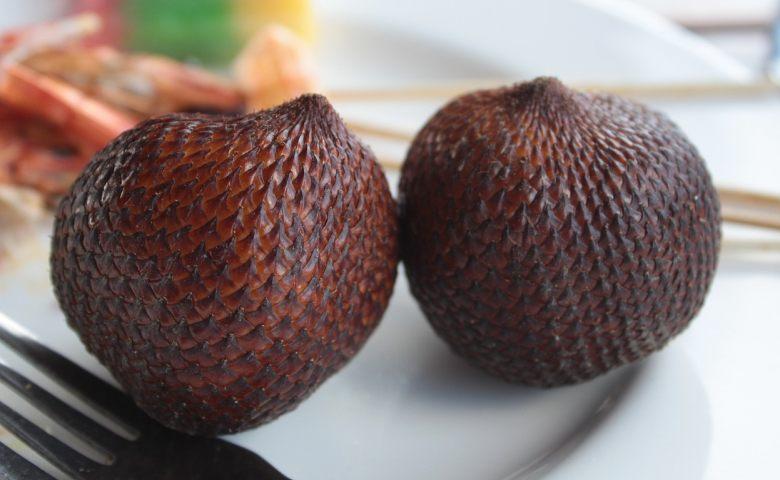 salak, buah salak