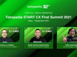 Hari Pelanggan Nasional: Tokopedia Gelar START Customer Experience First Summit, Dorong Pemerataan Pengalaman Terbaik Bagi Pelanggan di Indonesia