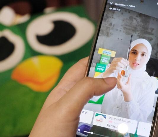 Live Shopping Melejit, Pesanan Harian UMKM Naik 100% lewat Tokopedia Play