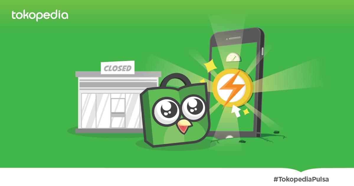 Isi Pulsa Token Listrik Online Vs Minimarket