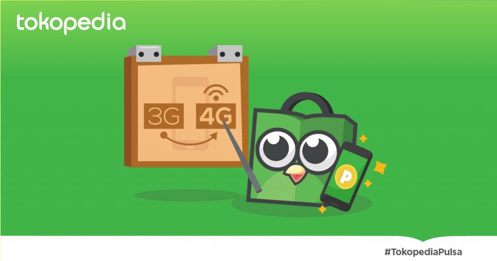 cara mudah ubah jaringan android 3g ke 4g LTE