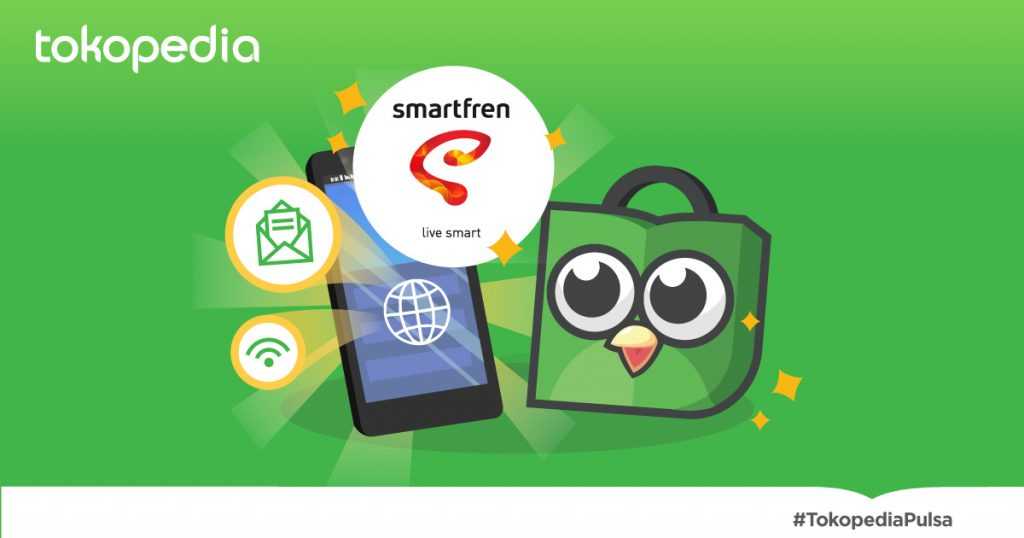 Cara Daftar & Tarif Paket Internet Smartfren