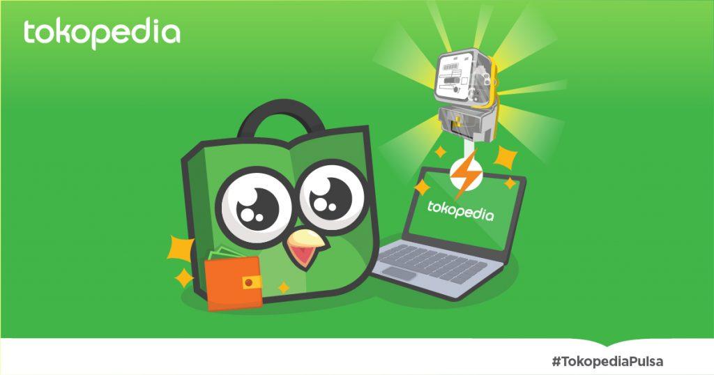 keutungan beli token dan bayar tagihan pln di Tokopedia