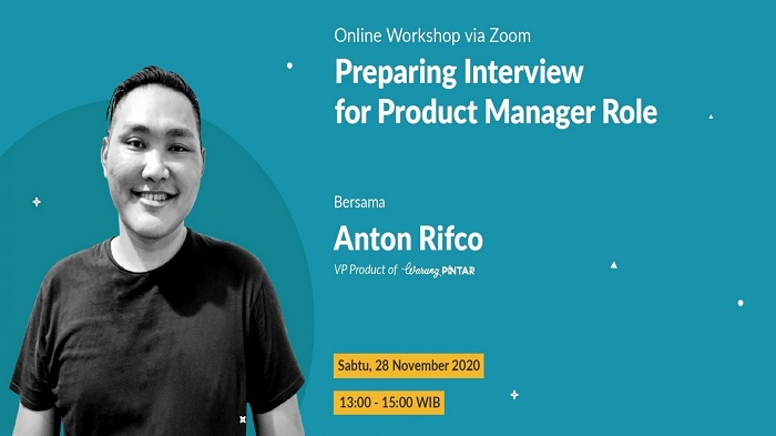 Preparing Interview for Product Manager Role - Background