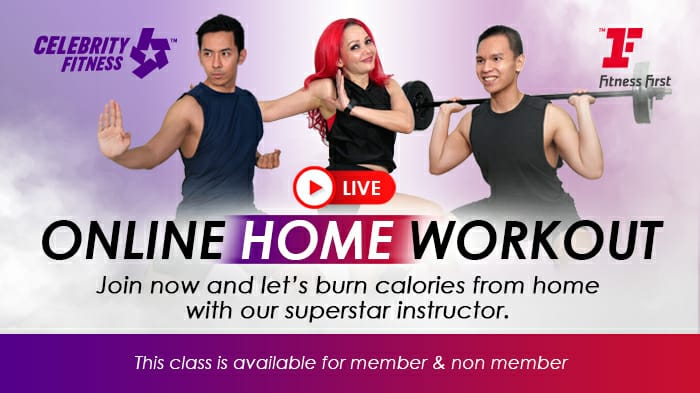 Online Home Workout - Background