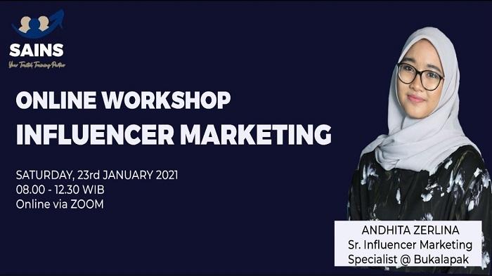 Understanding Influencer Marketing  Learn Firsthand from Real-Life Influencer Marketing Case - Background