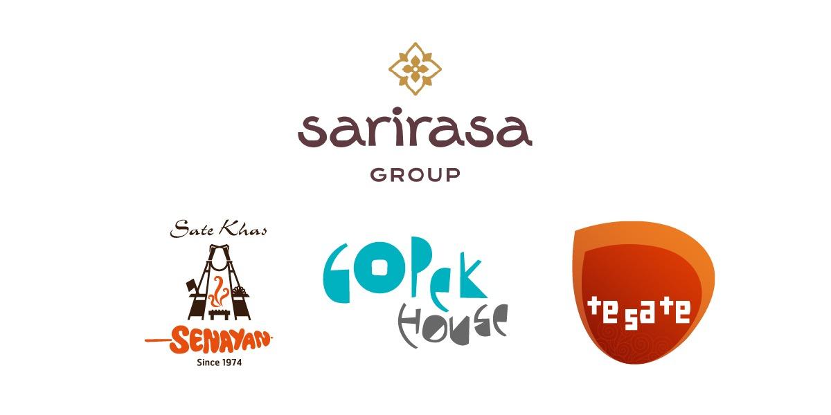 Voucher Digital Sarirasa Group Rp. 100.000 (Sate Khas Senayan, Sate Express Senayan, Sate & Seafood Senayan, TeSaTe, TeKoTe, Gopek, Gopek House, Gopek Express)