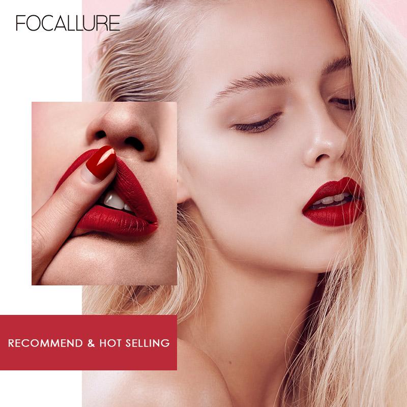 Focallure Long Lasting Matte Lips Color FA24 - FA24-19 4