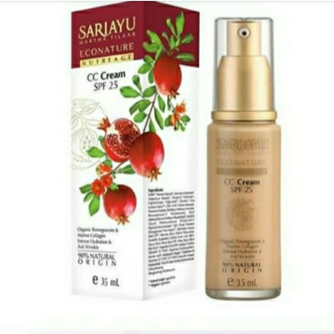 SARIAYU Econature CC Cream SPF 25 thumbnail