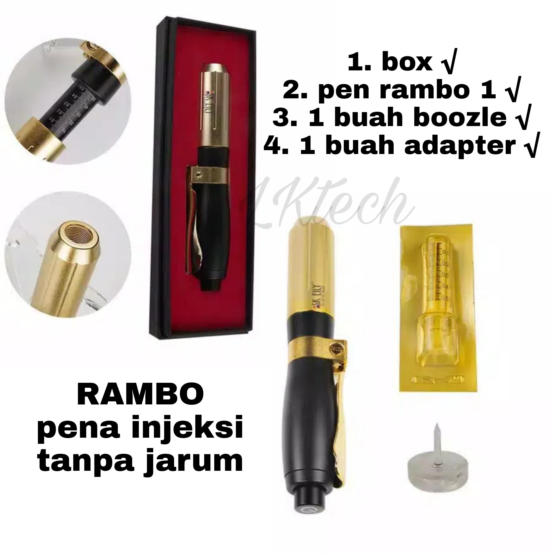 rambo pen thesera Hyaluronic acid pen alat khitan injek serum anastesi thumbnail