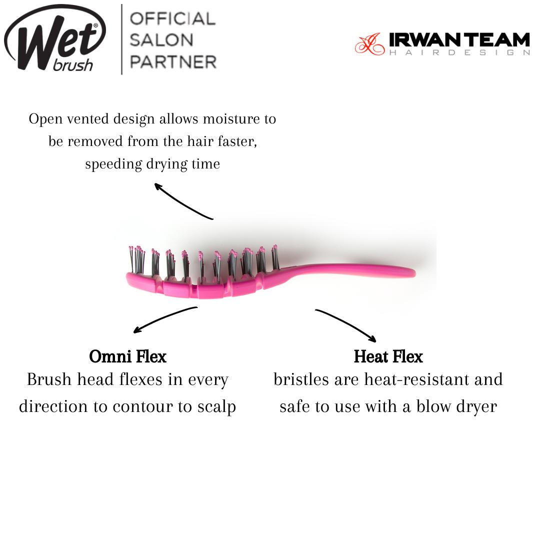 The Wet Brush Flex Dry PINK thumbnail