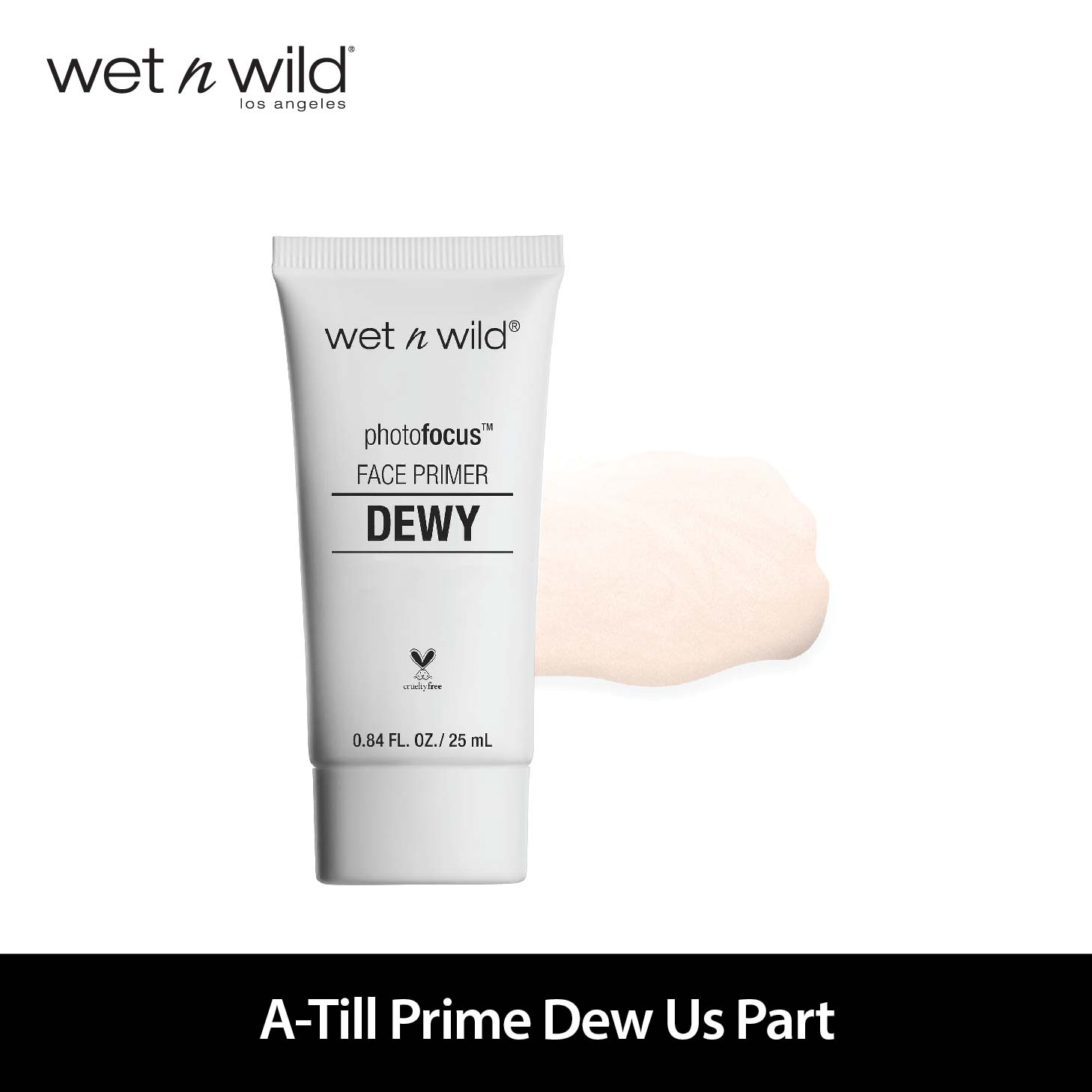 Wet N Wild Photo Focus Face Primer - Dewy thumbnail