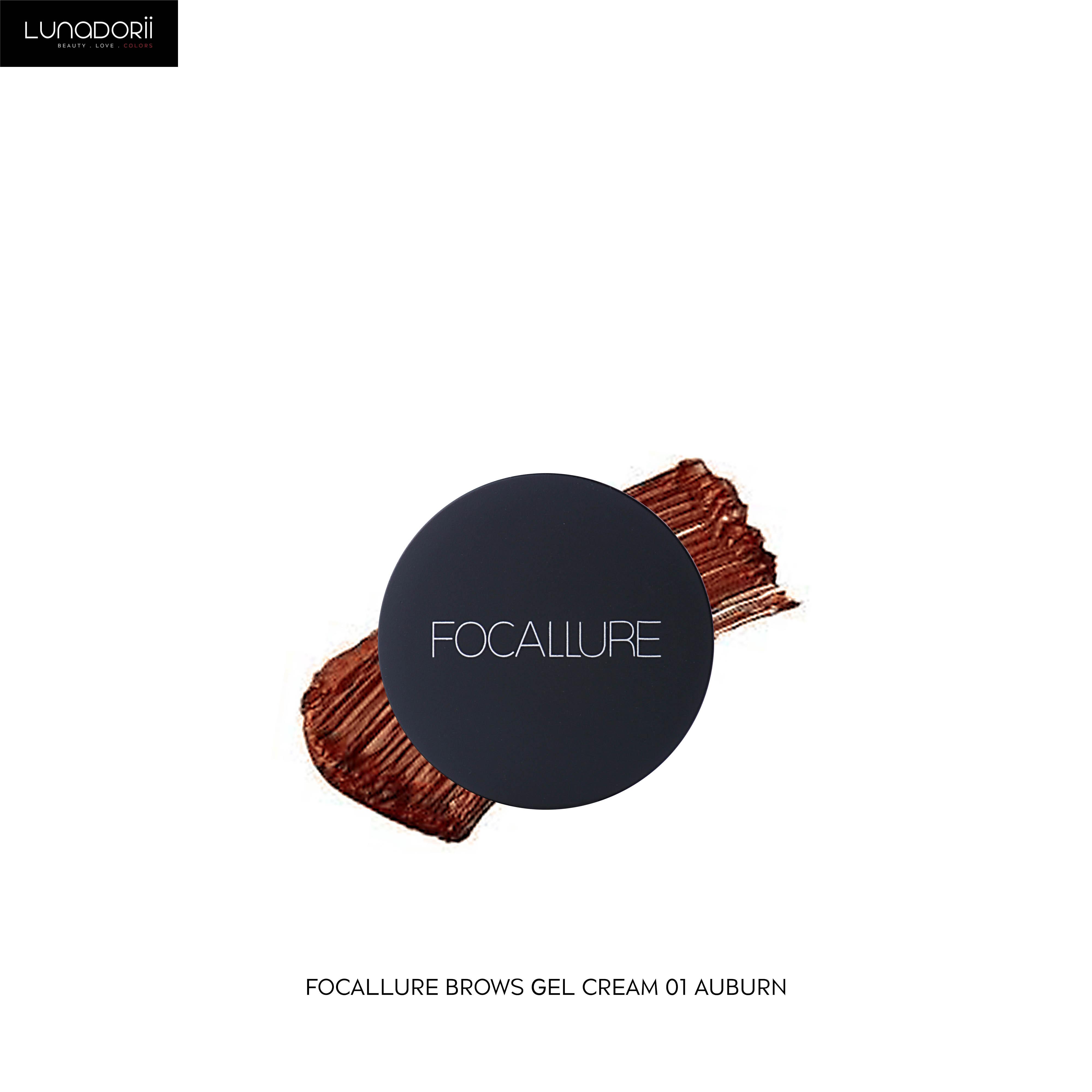 Focallure - FA23 Brows Gel Cream - Shade 01 thumbnail