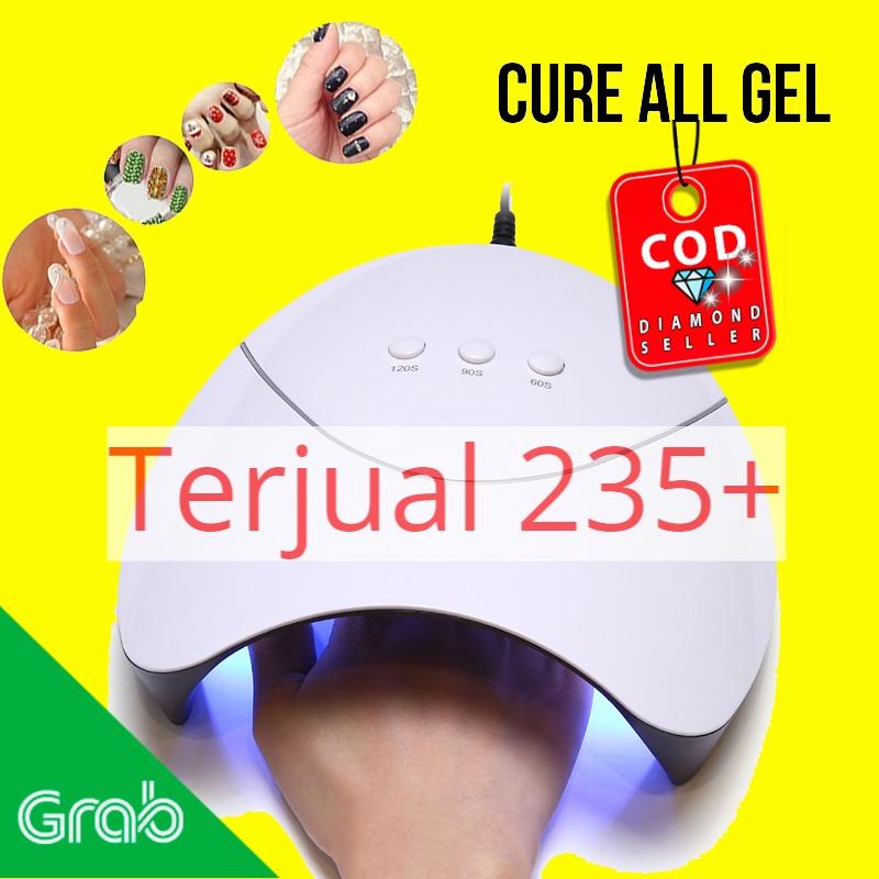 Pengering Kutek Kuku Smart Portable UV LED Nail Dryer 36W - Z3 thumbnail