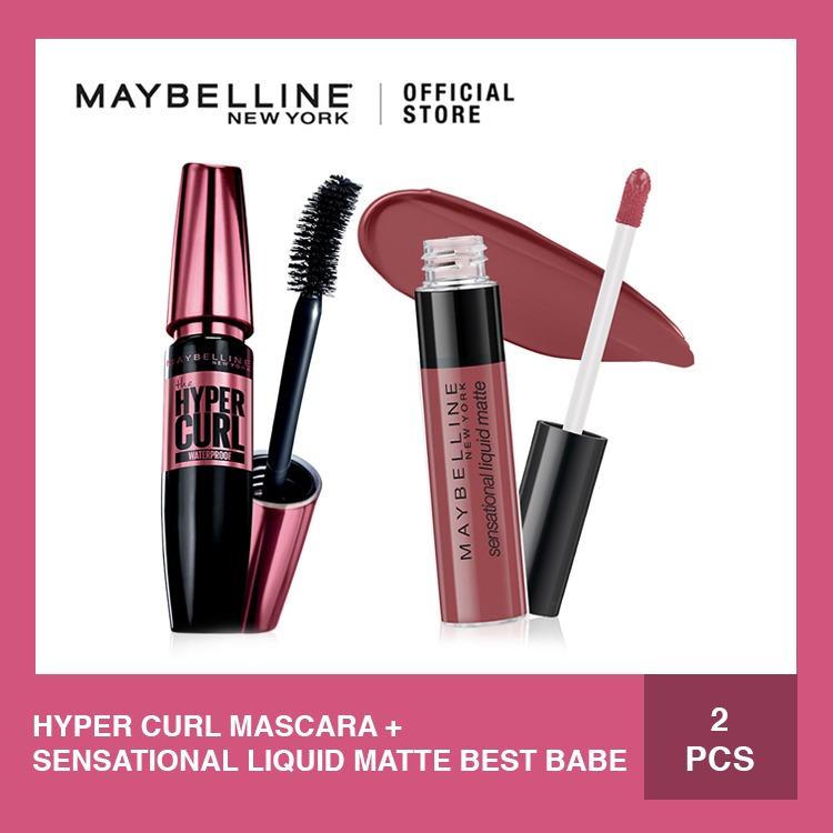Maybelline Best Seller Pack thumbnail