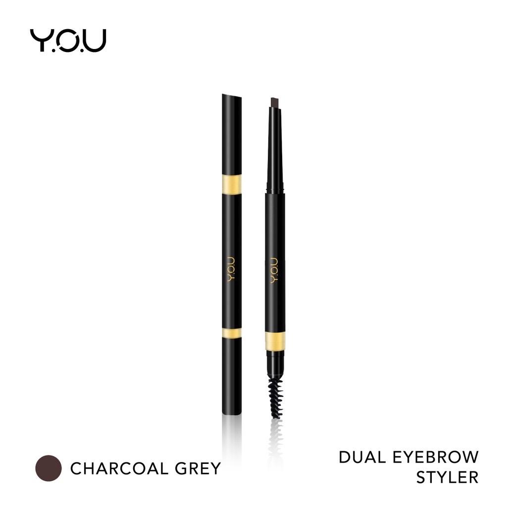 YOU Basic Collection Dual Eyebrow Styler [ Precise Brow Def thumbnail