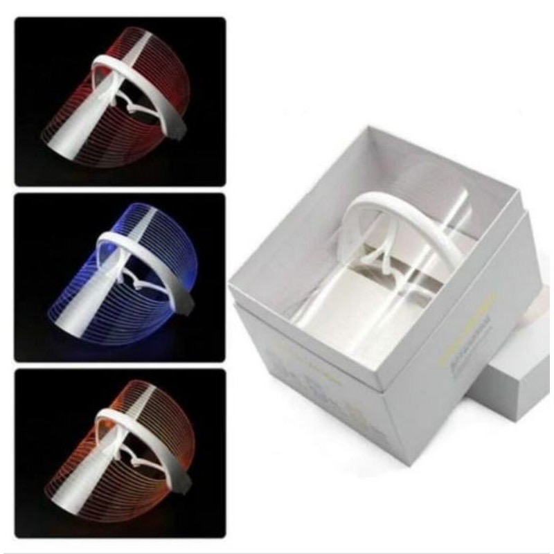 Faceshield Led 3D PhotoTheraphy Face Skin Care thumbnail
