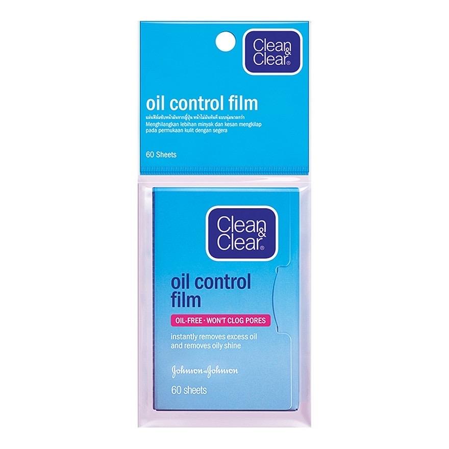 CLEAN & CLEAR OIL CONTROL FILM 60 thumbnail