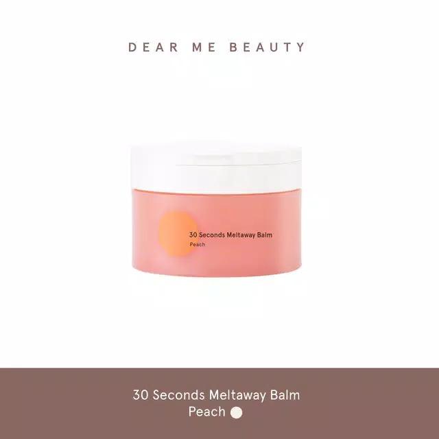 Dear Me Beauty Cleansing Balm Peach thumbnail
