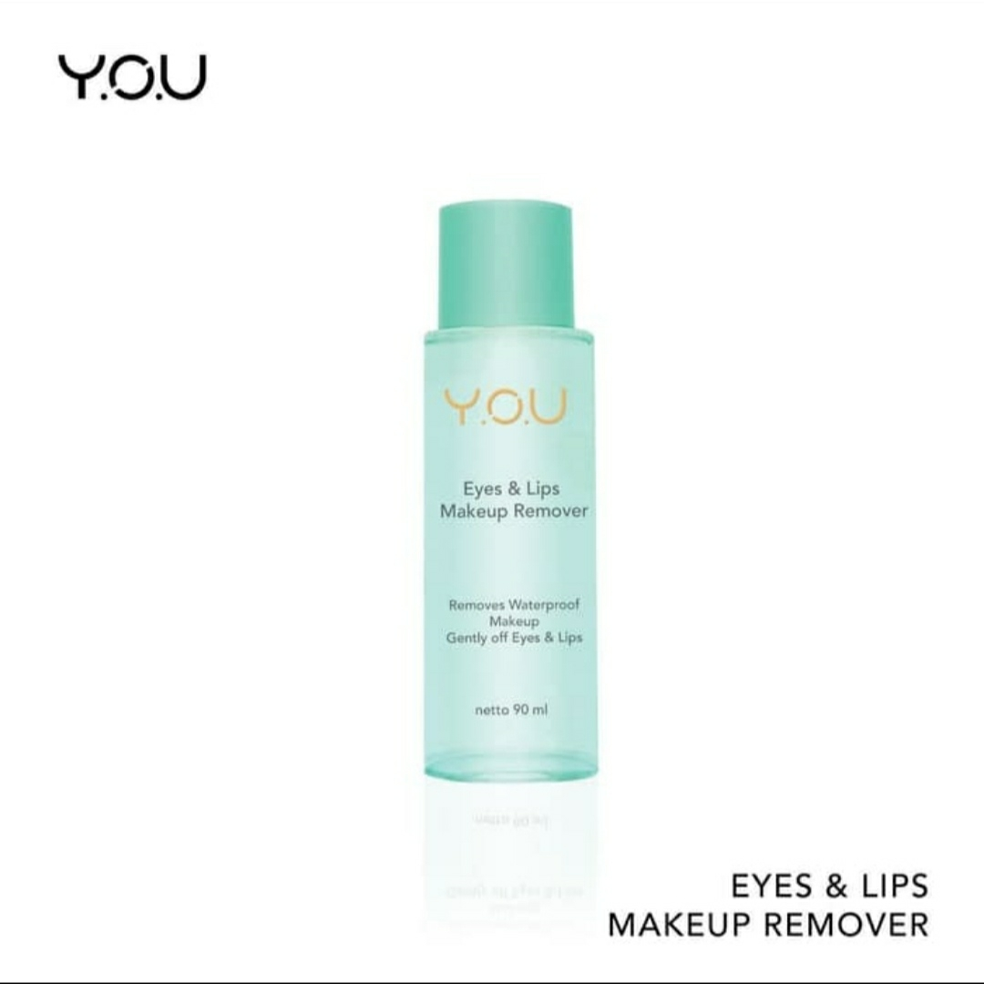 YOU Eyes & Lips Makeup Remover thumbnail
