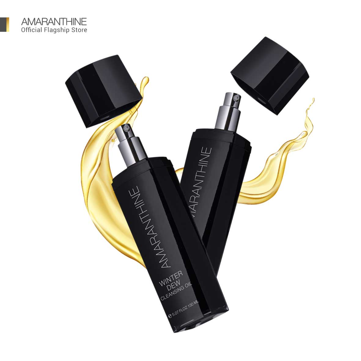 Amaranthine Winter Dew Cleansing Oil thumbnail