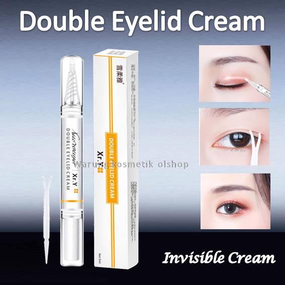 Double Eyelid Cream Xr.Y Lem Kelopak Mata 5ml thumbnail