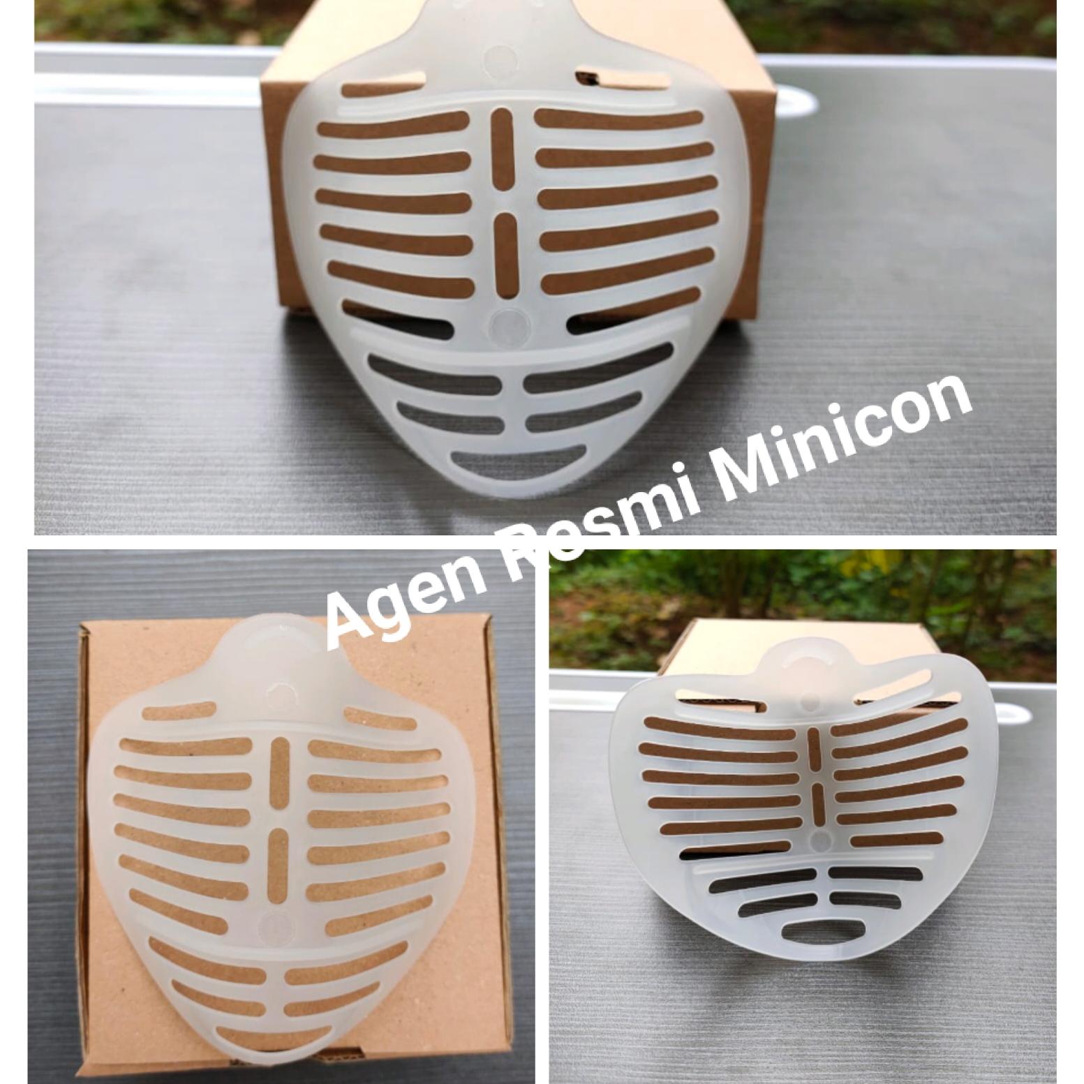 Penyangga masker 3D Mask Bracket anti Pengap thumbnail