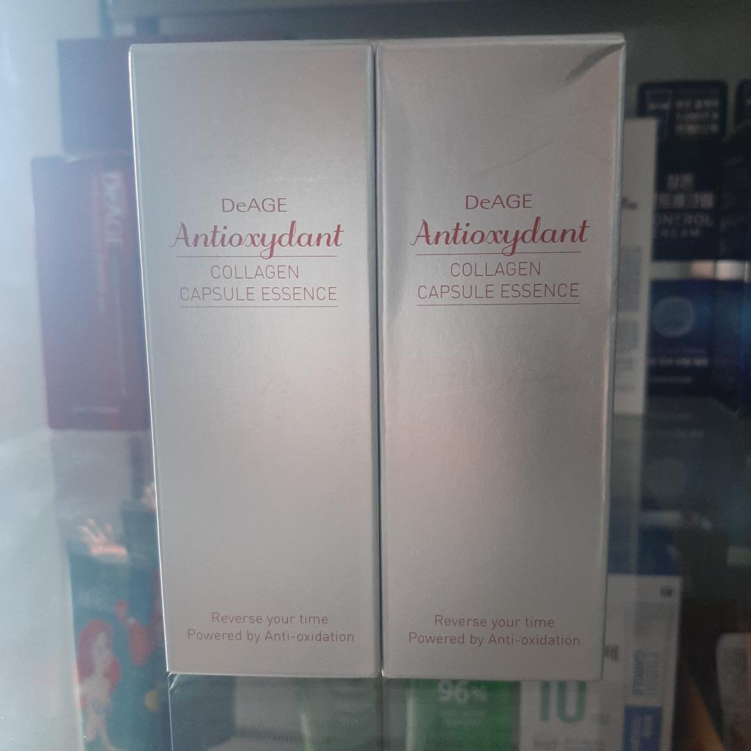 deage antioxydant collagen capsule essense 30ml charmzone 5
