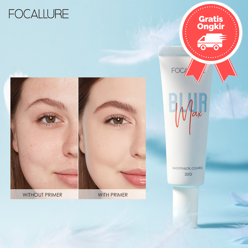 FOCALLURE BLURMAX Primer keep all day base makeup FA138 - FA138-01 thumbnail